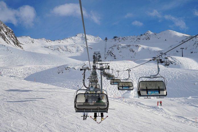Estación esquí Sierra Nevada