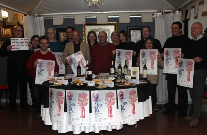 ruta del vino y la tapa