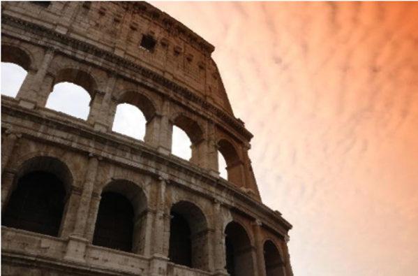 roma destinos europeos