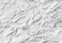 terremoto de magnitud 2,4