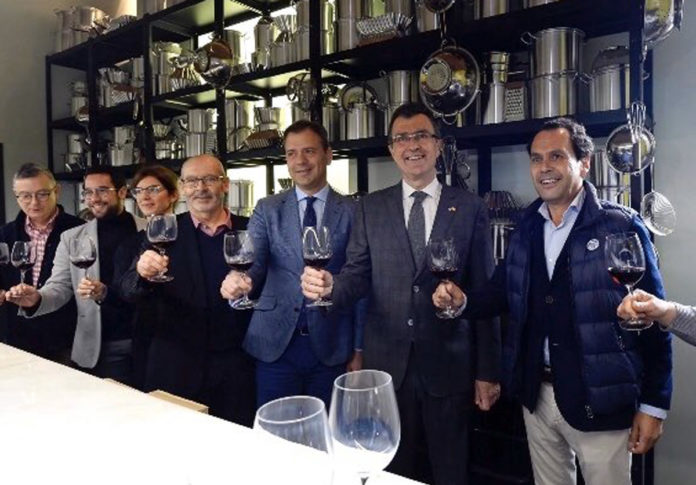 murcia capital gastronómica vinos