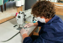 fama mascarillas cosedoras