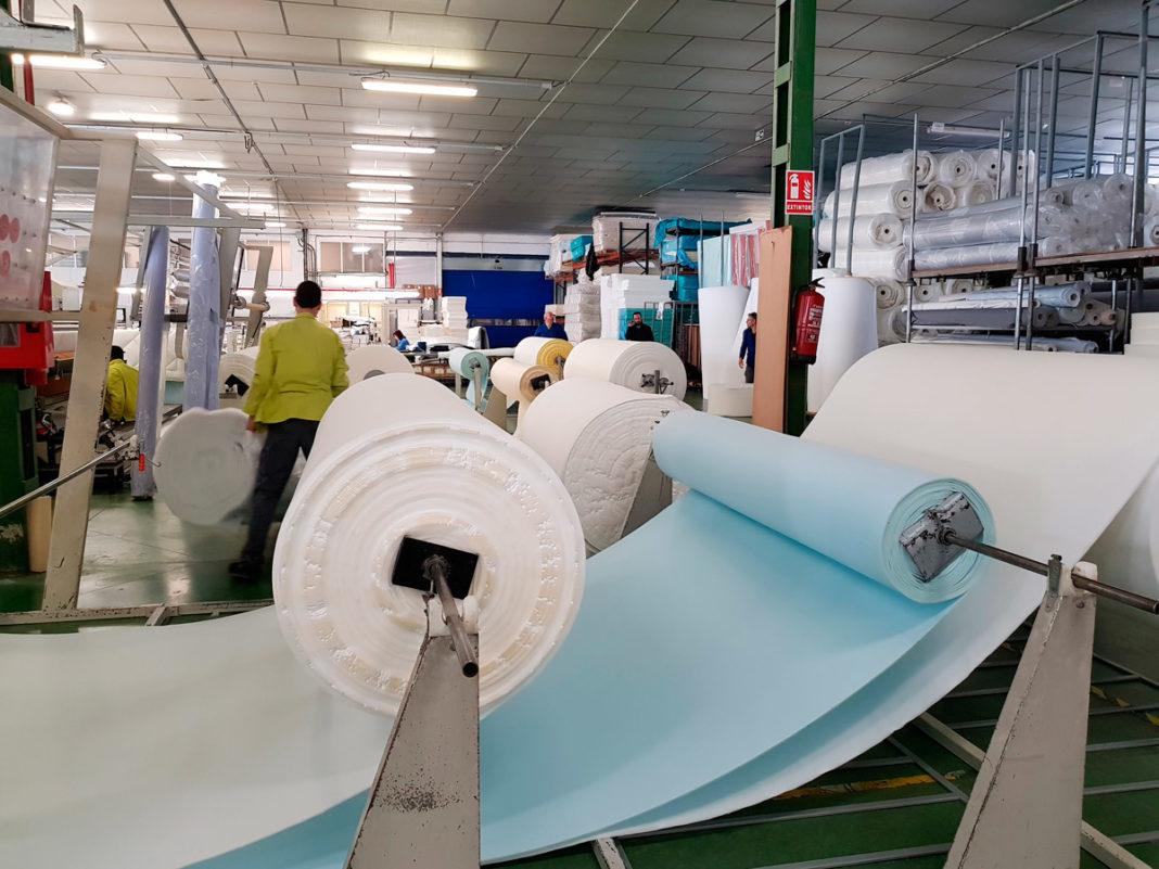 exportación de muebles empleo