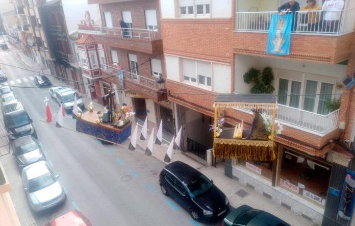 balcón a balcón