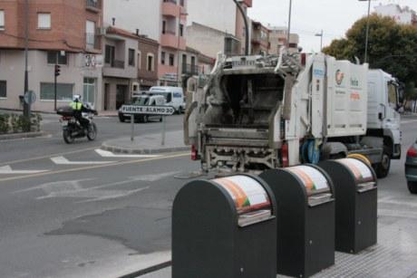 servicio de limpieza basura