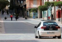policía local multas sanciones