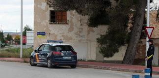 policia nacional detenido luces apagadas asesinato