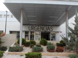 urgencias del hospital camas casos activos