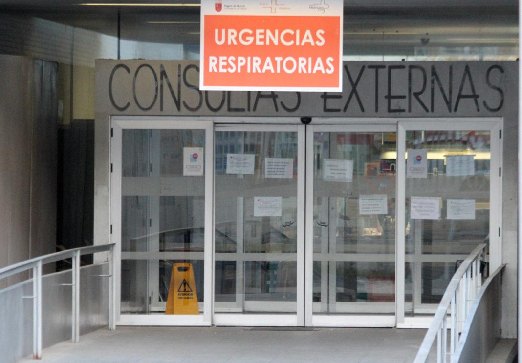 covid 19 urgencias enfermos 59 casos positivos