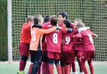 escuela fútbol ciudad de yecla