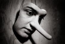 La mentira. Foto: Juan Miguel Ortuño