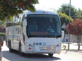 autobus murcia