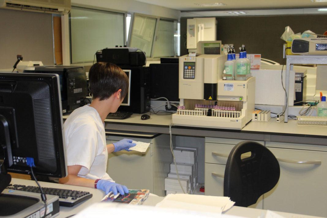 hospital de yecla laboratorio pruebas pcr