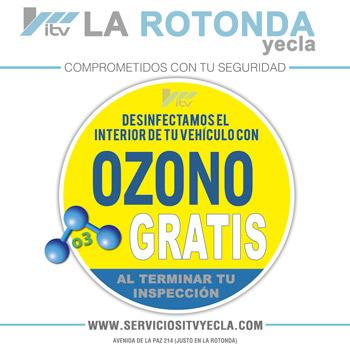 itv rotonda ozono