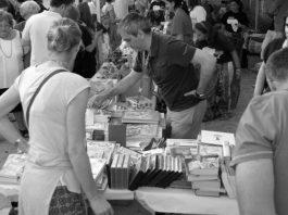 mercado comercio local