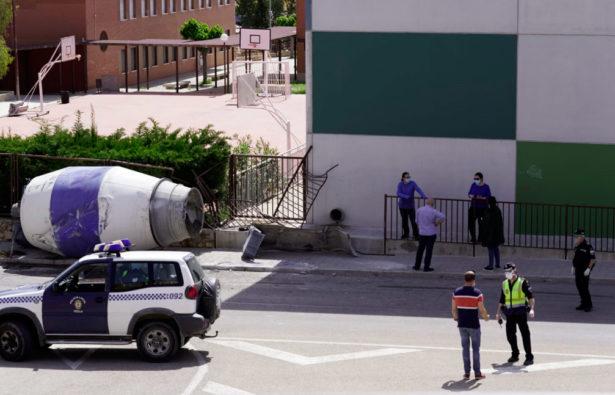 tolva camión