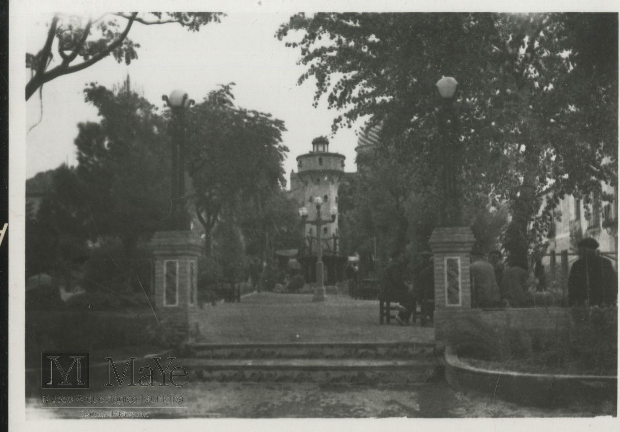palomar histórico maye