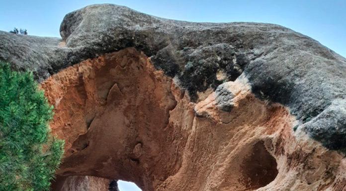 cueva del monte arabí