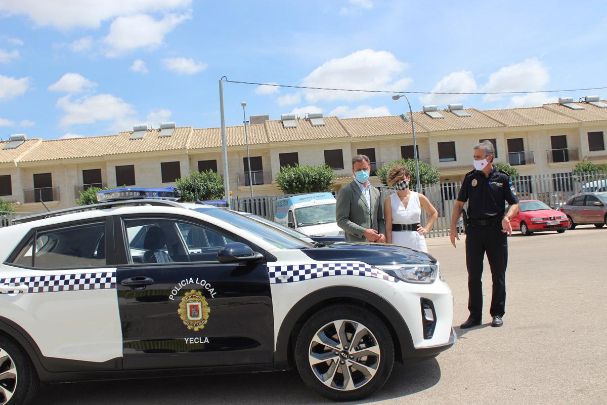 coches policía