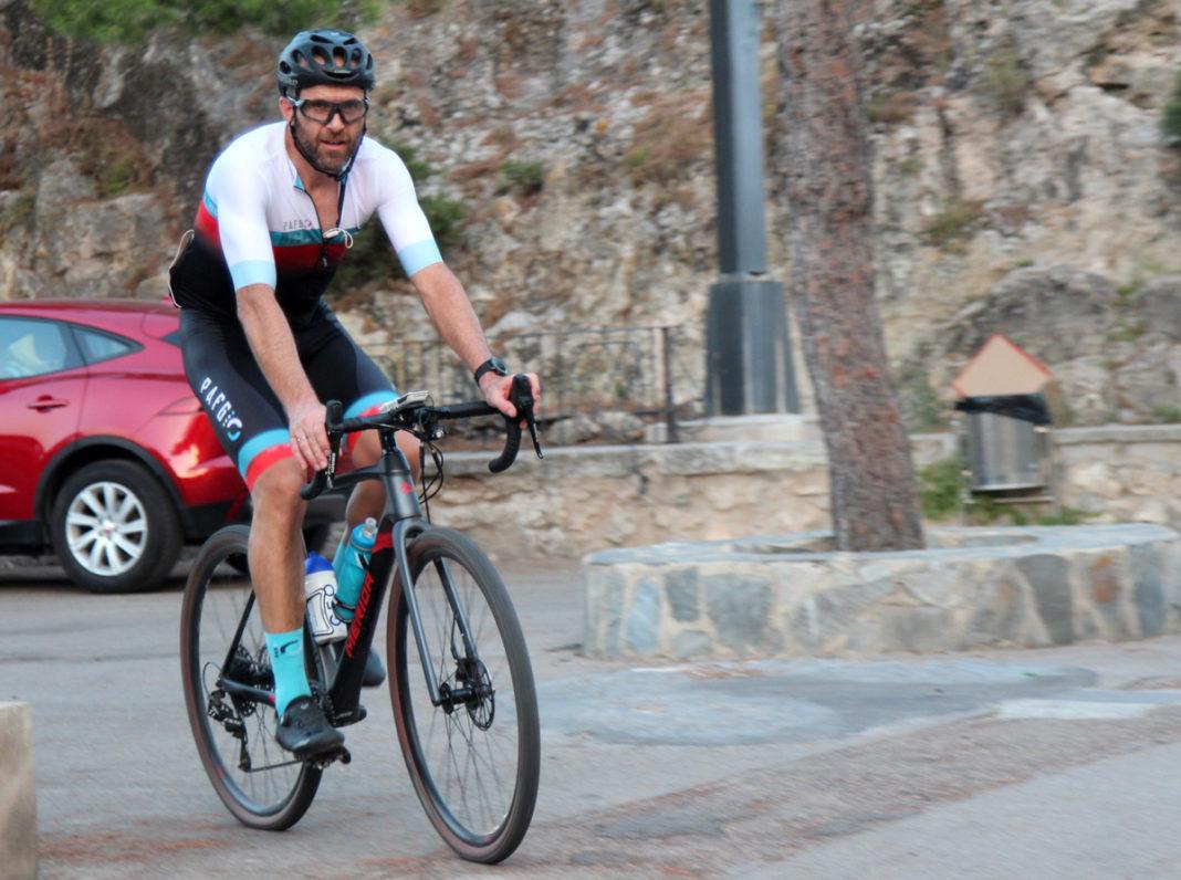 reto ciclista 100 subidas