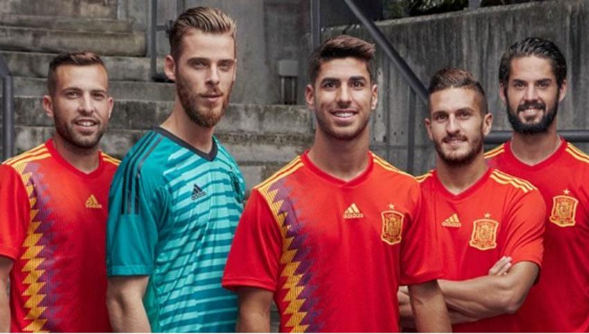 selección española la roja eurocopa