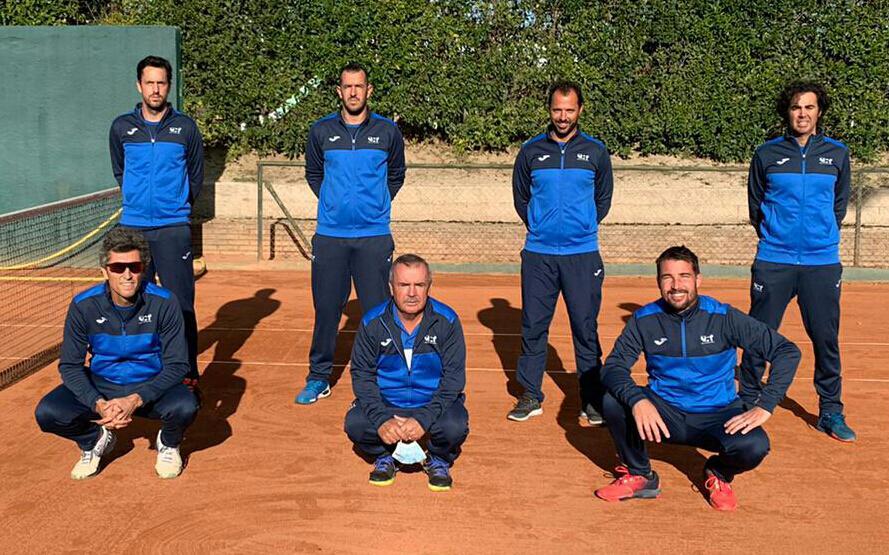 ángel alonso campeón de España por equipos