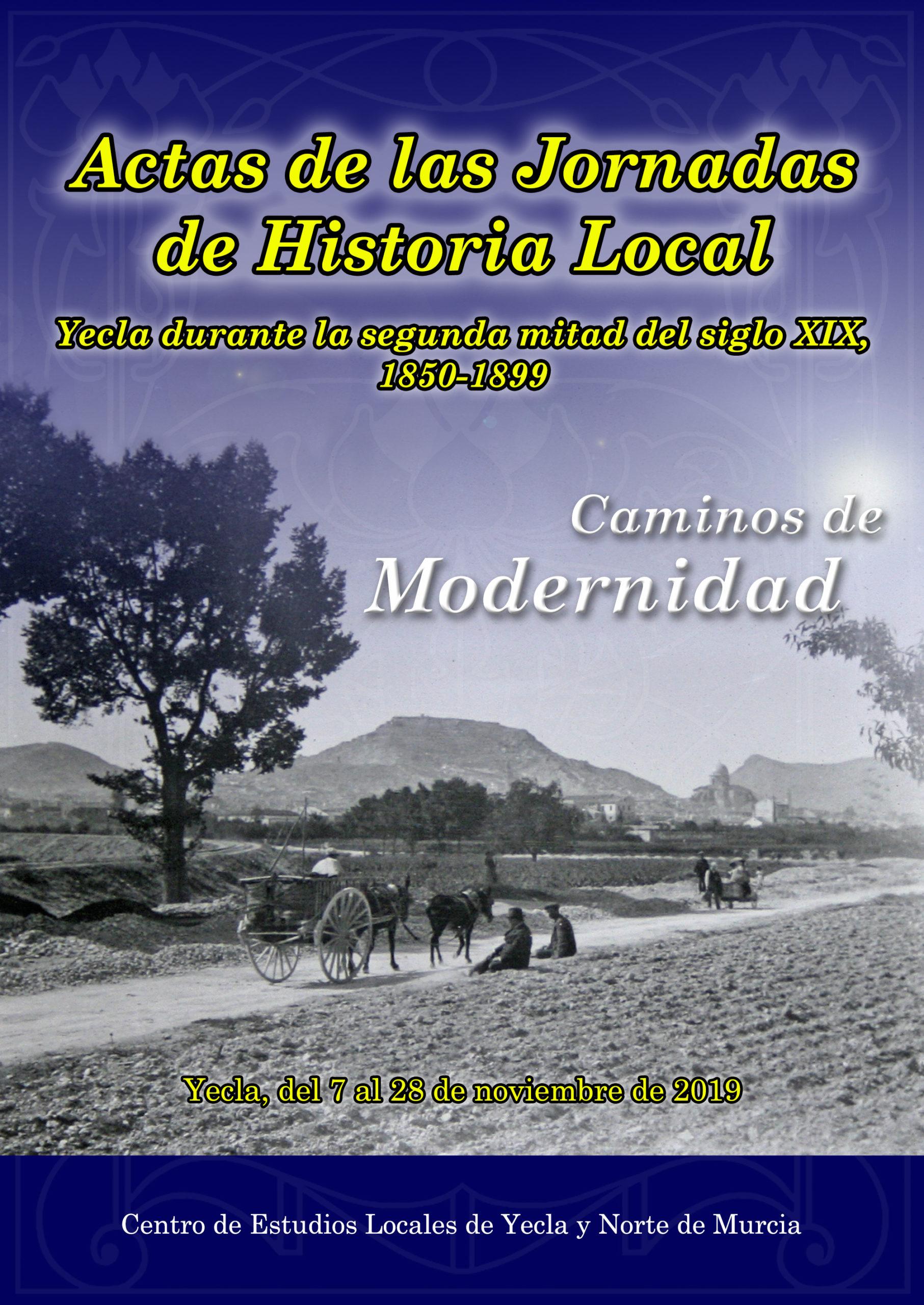cely historia local de yecla libro