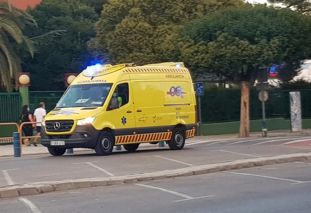 ambulancia infectados casos en seguimiento