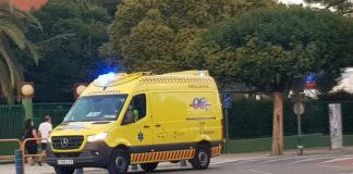 ambulancia infectados