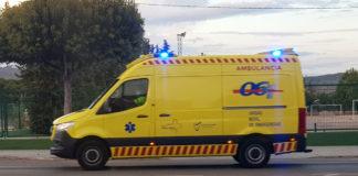 ambulancia 100 casos