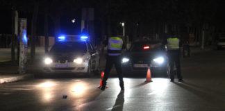 control de la policía sanciones