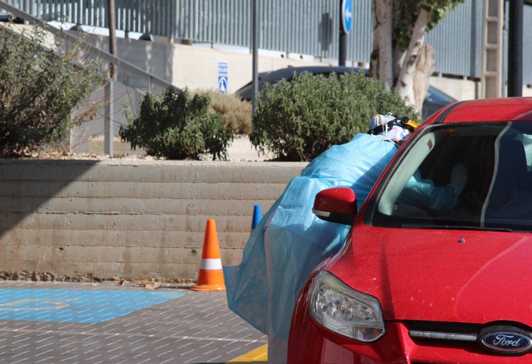 pcr covid-19 auto yecla vecinos de Yecla