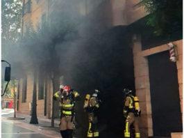 bomberos calle san francisco