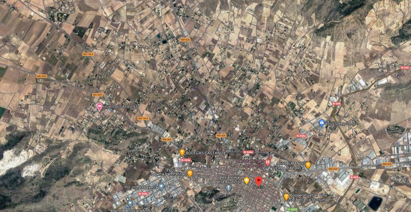 yecla-google-maps