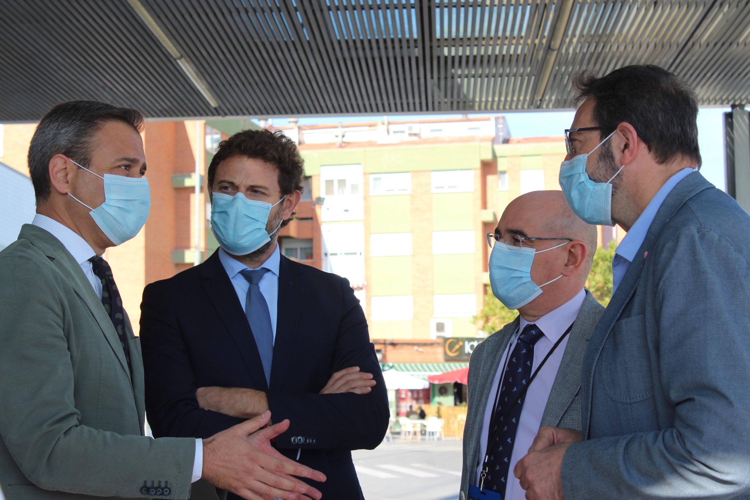 obras hospital urgencias