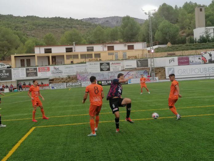 yeclano El Yeclano empata sin goles en su partido en Atzeneta