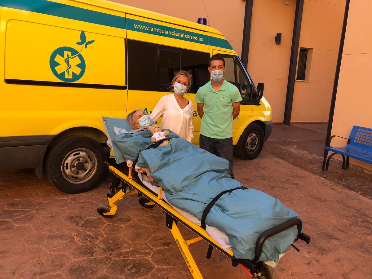 ambulancia del deseo
