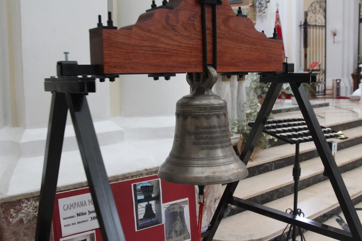 iglesia del niño campana