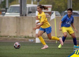 Nuria Marco futbolista sporting alicante