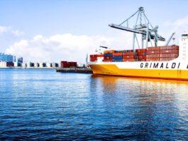 exportaciones barco muebles