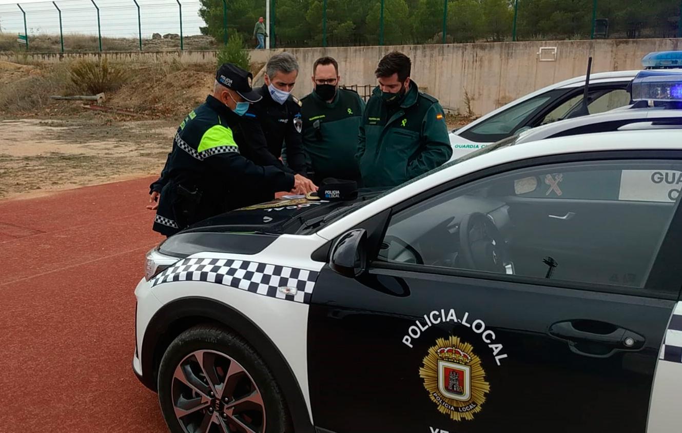 policia vigilancioa campos