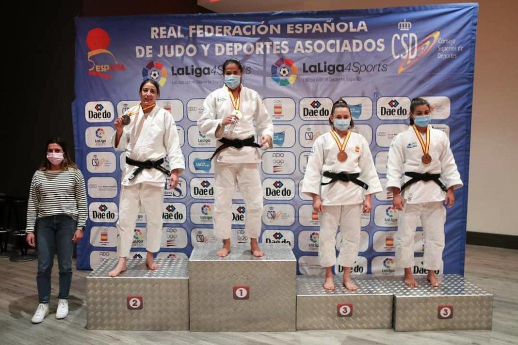 maría isabel puche plata 2020 campeonato españa