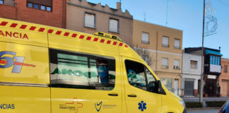 ambulancia covid pandemia