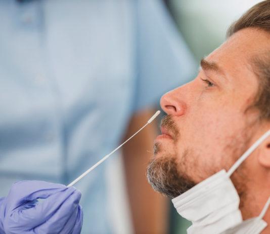 prueba PCR victima mortal