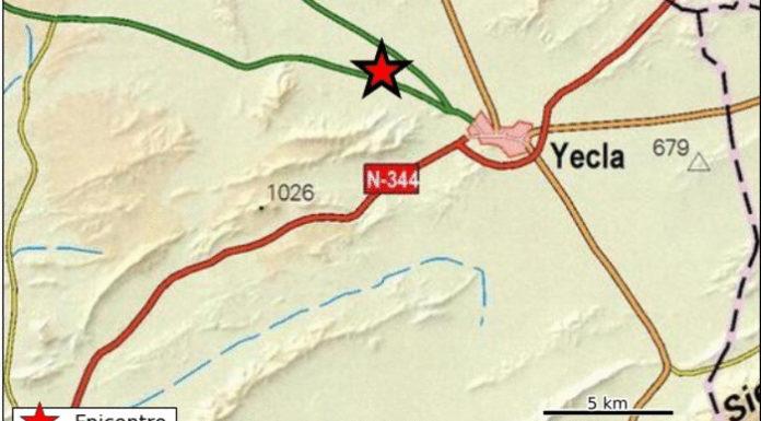 terremoto yecla