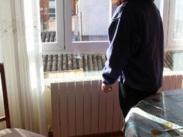 vecinos sin calefacción