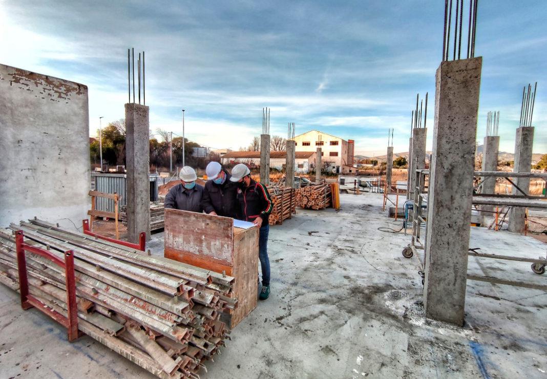 construcción suelo no urbanizable para en agosto