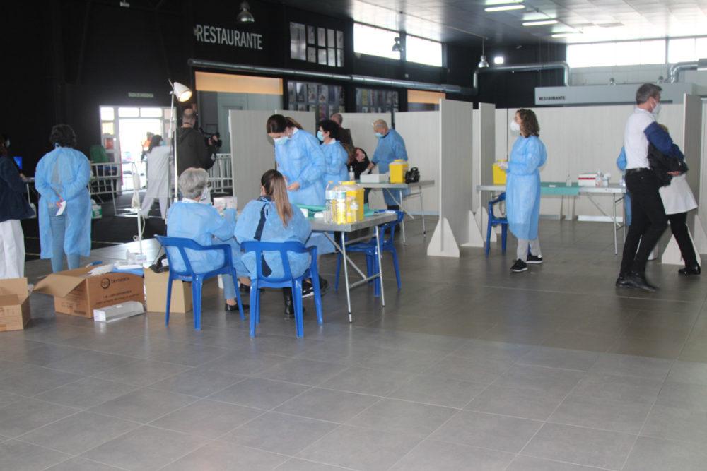 vacunas vecinos vacunación masiva en Yecla