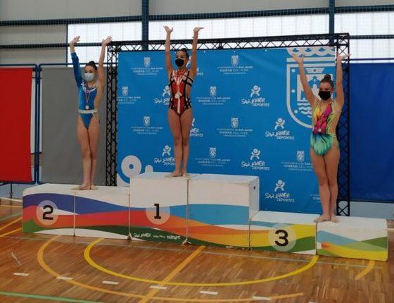 gimnastas yecla san javier