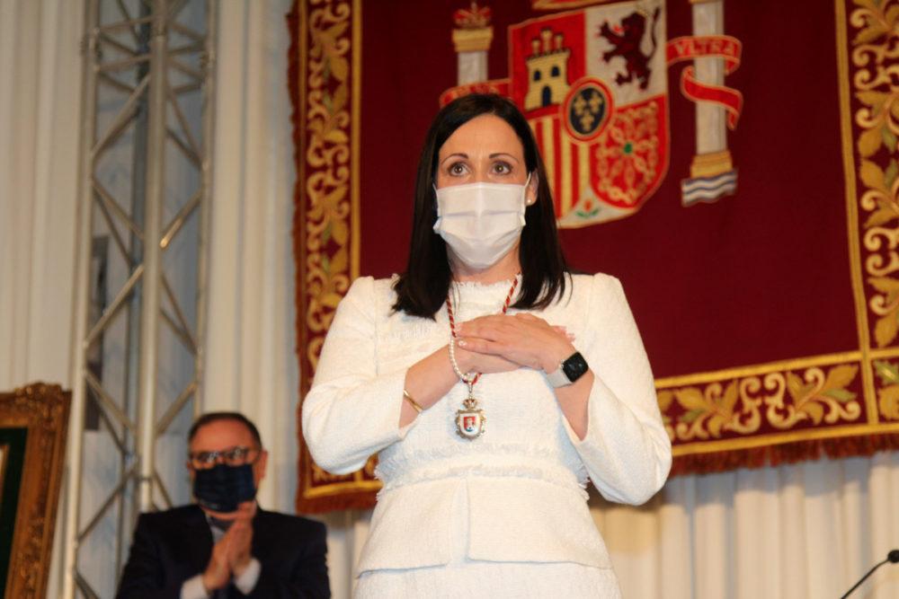 remedios lajara alcaldesa